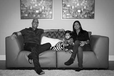 Adatia Family December