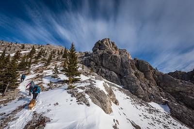 2019-01-13 Wasootch Peak