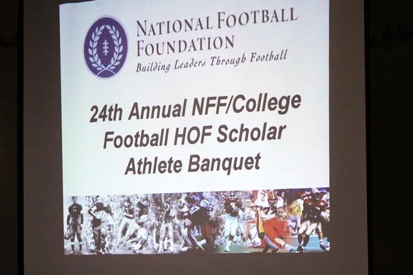 '18 National Football Foundation - Academic Team