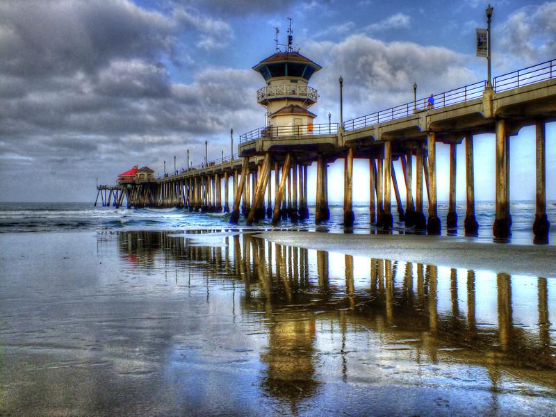 Winter Low Tide Huntington Beach Pier.jpg