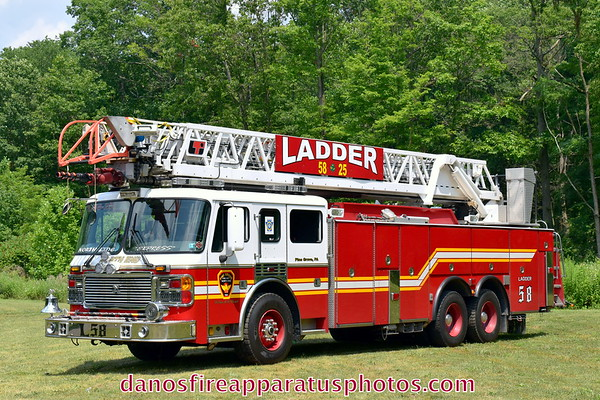 Schuylkill County Fire Districts 50-59