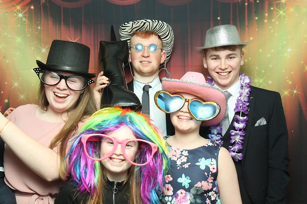 Photo Booth Hire - Mr & Mrs Givan