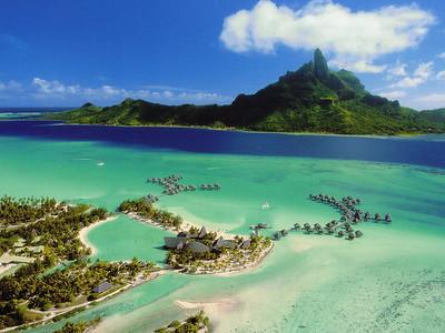 Bora Bora, Tahiti 2005