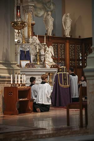 Lent High Latin Mass - Steubenville