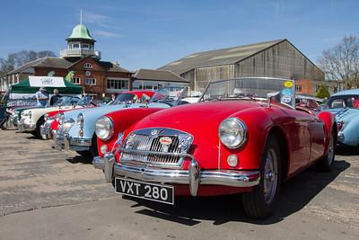 MG Era 2015 - Brooklands Museum