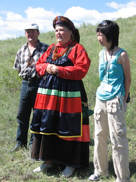 Old Believer in Ulan Ude - Leslie Rowley