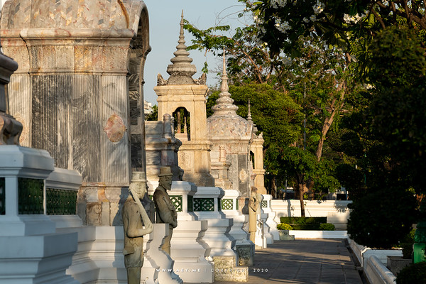 King Rama VIII Monument & Others