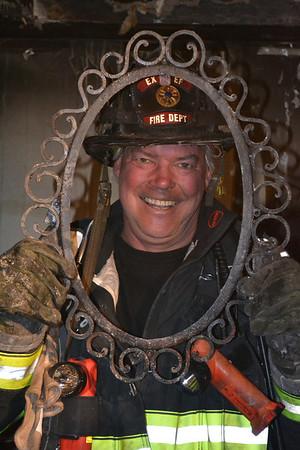 """Closter, NJ Ex-Chief Tom """"The Duke"""" Reinecke"""