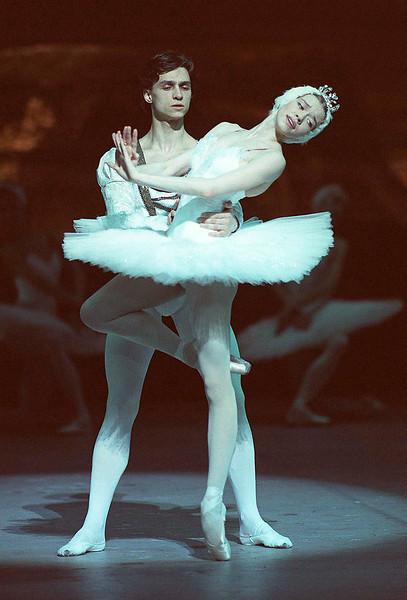 Swan Lake/ Bolshoi/ 01