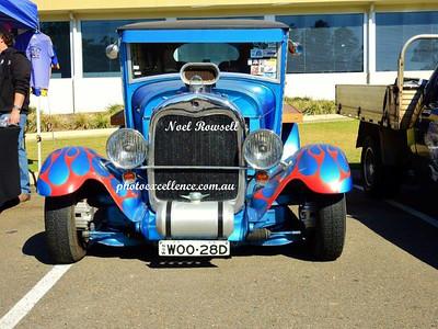Hot Rods, Veteran & Vintage Vehicles