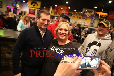 Ted Cruz Dike Iowa 1-23-16
