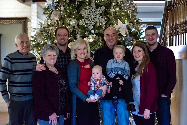 Green Family Photos -- Christmas 2017