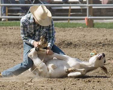 2007 Calf Roping