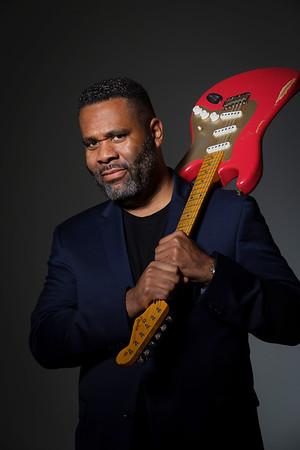 """Kirk Fletcher Releases New Album """"My Blues Pathway"""""""