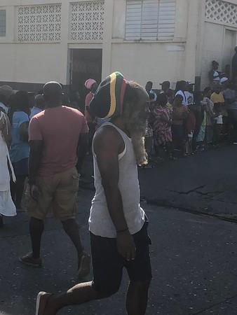St. Kitts Nevis Carnival January 2020