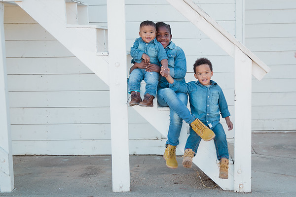 Hudson Family 2016