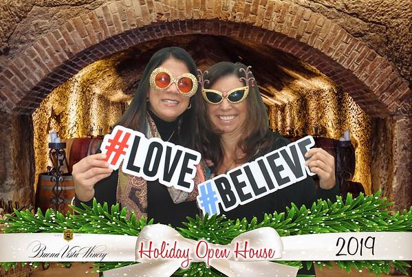 Buena Vista Holiday Open House 12-8-19