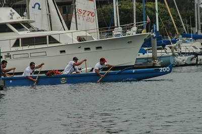 Marina Del Rey Novice Race 2005