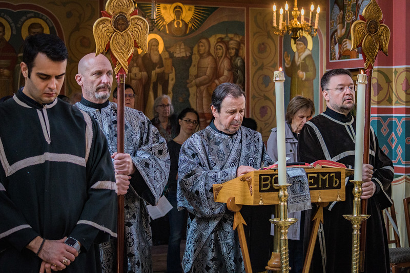 Holy Friday Vespers