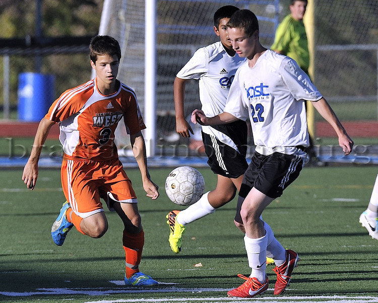 Lincoln-Way East Sophomore Soccer (2013)