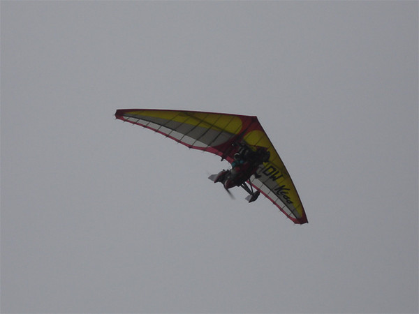 Paul joins overhead