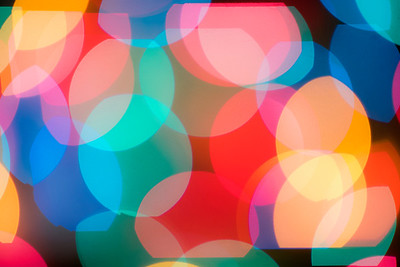 Colored lights #1