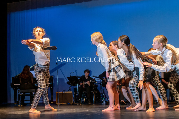 Broughton dance fusion dance rehearsal. November 15, 2019. D4S_0740