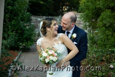 Wedding at Our Lady of Mount Carmel Church in Tenafly, NJ & Macaluso's in Hawthorne, NJ