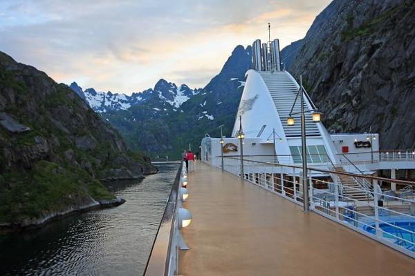 Troll Fjord