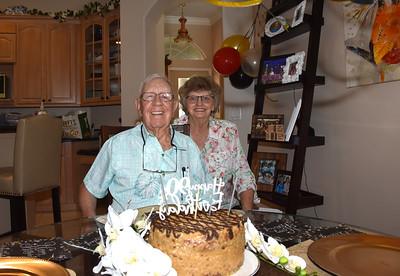 2020-03-21 Gil's 90 Birthday