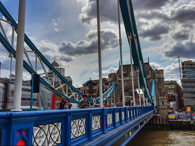 London, England - 2015