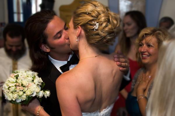 Marie & Dimitri's Greek Wedding