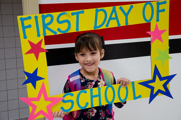 2018 First Day of School