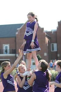 Darlington Middle School Cheerleaders 2005