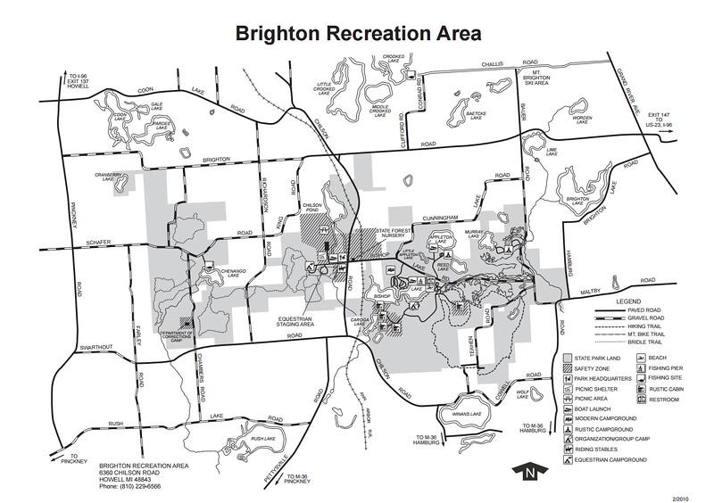Brighton Recreation Area