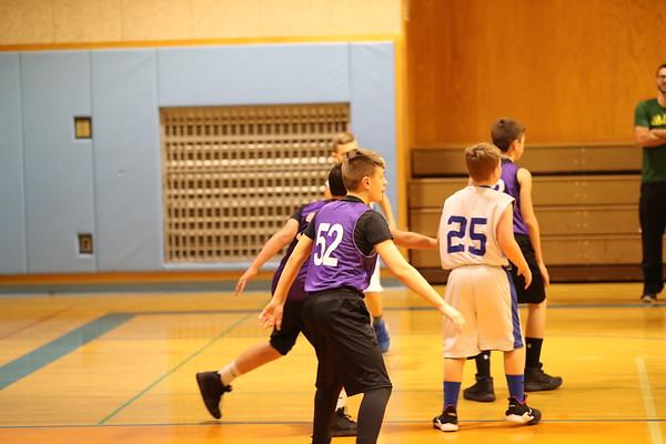 6th Grade LF Basketball VS. Onieda