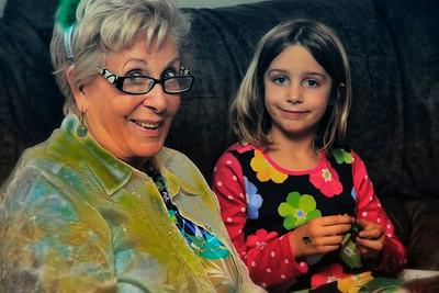 Momma Pat's Birthday 2013 La Costa