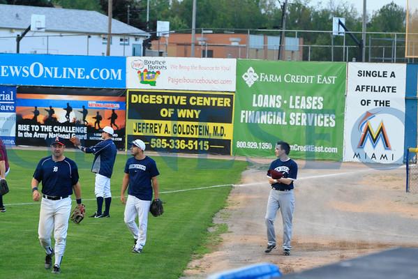 Alumni Baseball Game (Photos by Kati Buck)