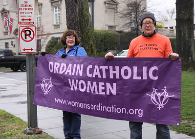 Fr. Roy Bourgeois /  Catholic Women Priest