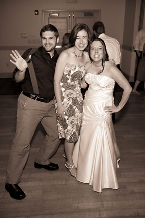Ashley & Chris Wedding (Aug 2010)