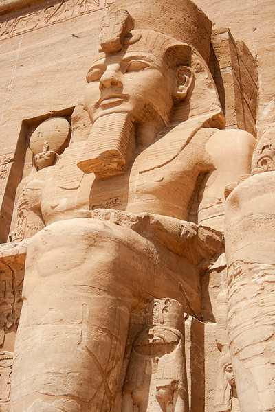 The Great Temple, Abu Simbel , Egypt
