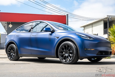 Model Y - XPEL Stealth & CQuartz Finest Reserve 4