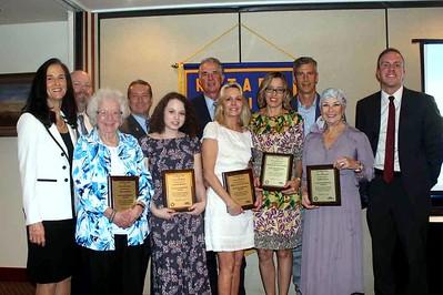 PVB Rotary 2019 Local Hero Awards