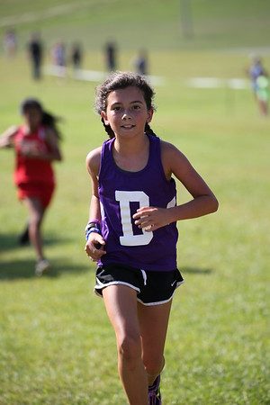 DMS Girls Cross Country 2016