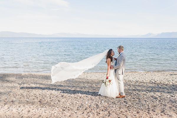 Gabe and Halena: Lake Tahoe