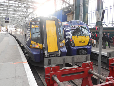 UK Rolling stock by Class