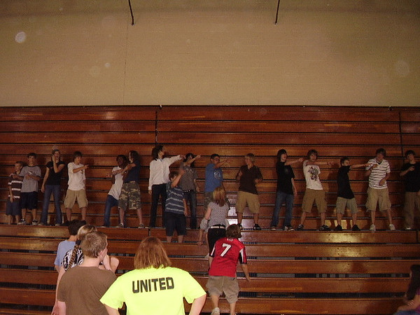 Roberts Middle School Dance
