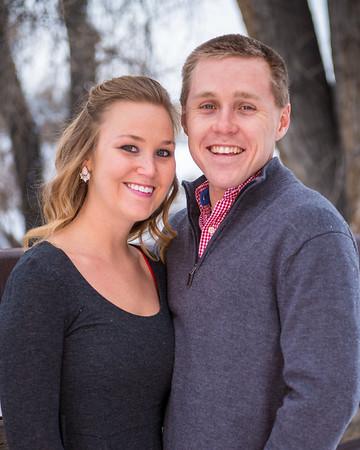 Katie and Doug