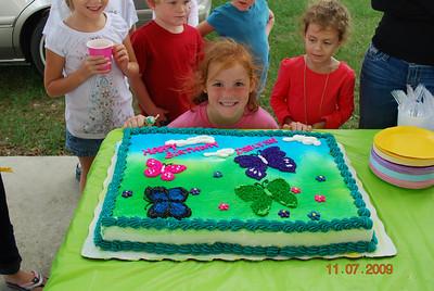 Daelynn 7th Birthday
