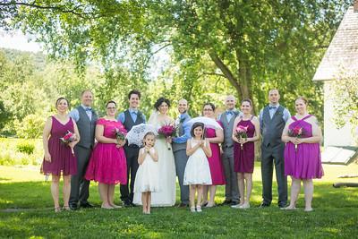 Family & Bridal Party
